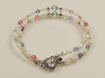 Armband mit Akoya-Perlen